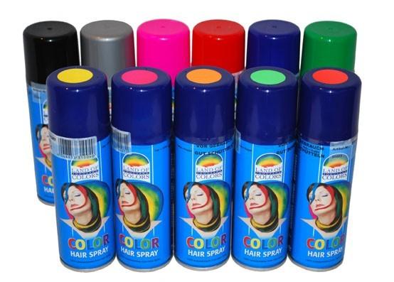 spray colorant pour cheveux boutchic - Spray Colorant Cheveux