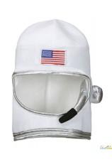 Casque d'astronaute en tissus