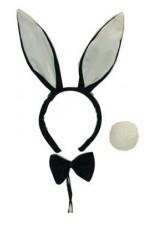 set bunny noir