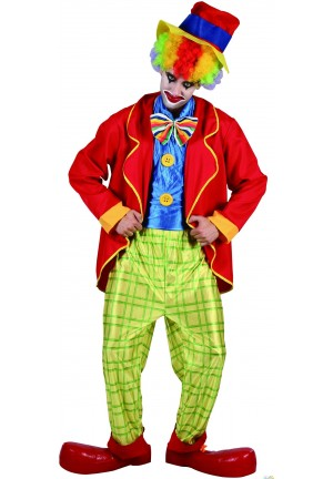 Clown complet adulte