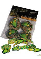 Serpent 4 pièces