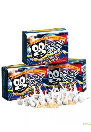 50 x petards pop - claques doigts
