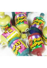 10 X Party poppers