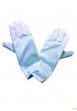 Gants blancs pour enfants
