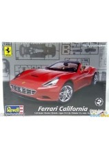 Maquette 1:24 Scale Ferrari California (Open Top) Model Kit