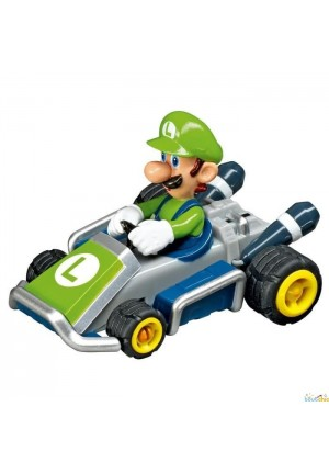Mariokart 7 pull speed 1:43 Luigi