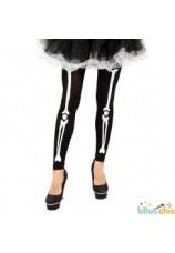 Legging squelette