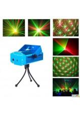 Mini holographique Laser Projector rouge et vert