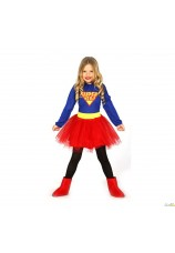 Super hero fille