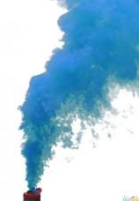 Torche fumigène rouge