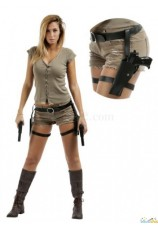 Holster double de cuisses