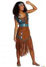 Squaw Pocahontas femme