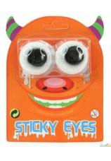 Stiky eyes