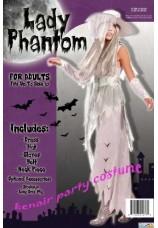 Mariée fantôme halloween