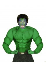 T shirt muscles Hulk