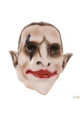 masque de joker latex