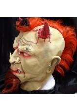 Masque de la poupée chucky en latex