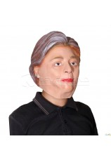 Masque Hillary Clintn
