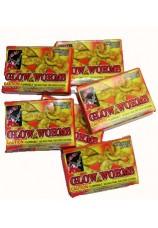 Glow worms 6 pièces