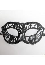 Masque en dentelle préformé