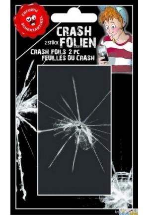 Film smartphone cassé x2 - autocollant repositionable