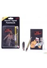 Carnet secret evec stylo magique