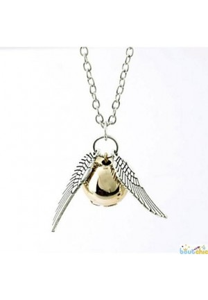 Collier Harry Potter Vif d'or