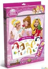 Selfie Booth princesses Disney 20 pces