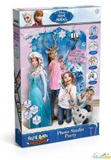 Studio Photo Selfie Booth Reine des neiges