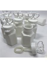 10 x bouteilles de bulles 18ml pour mariage