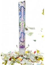 Cannon confettis 40cm billets euros