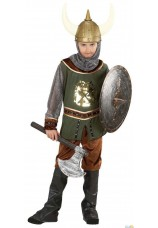 Costume de viking luxe
