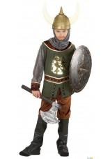 Costume de viking luxe