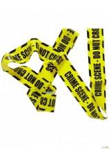 Ruban de protection - scène de crime