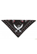 Foulard,bandana de pirate