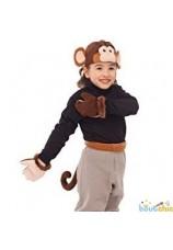 Set de déguisement singe