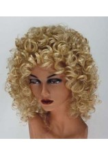 bouclée blonde