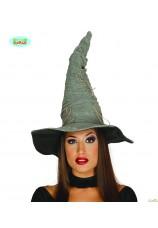 Chapeau de sorcière luxe adulte