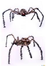Araignée géante articulée