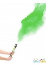 Cannon de poudre fluo vert