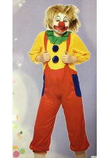 Clown 3 ans
