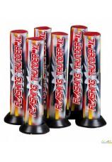 Flashing thunder XL 6 pièces