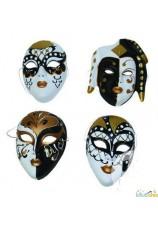 Masque venitien peint