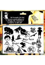 harry Potter Tatouages noir