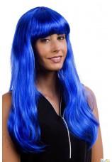 longue bleue fluo