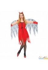 Diablesse avec ailes