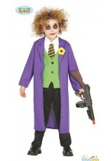 Costume joker enfant