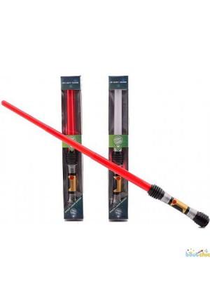 Sabre laser lumineux retractable pour star wars