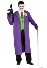 Costume joker adulte