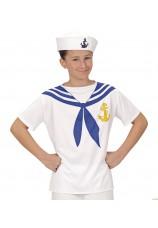 Tshirt de marin enfant